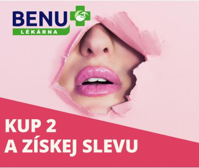 BENU - kup dva produkty a získej slevu 200Kč na třetí